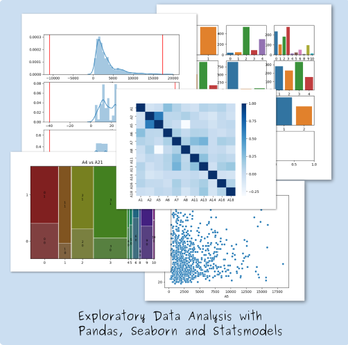 Exploratory Data Analysis Visualizations